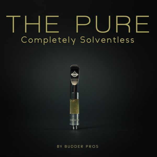 Budder Pros Disposable Cartridges